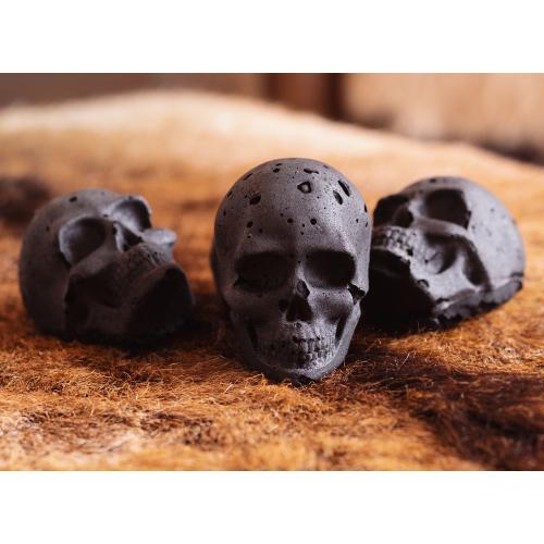 Skull briketten 3 stuks