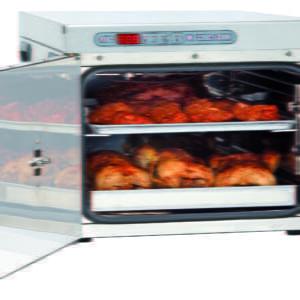 Bartscher Lage-temperatuuroven 1,2 kW