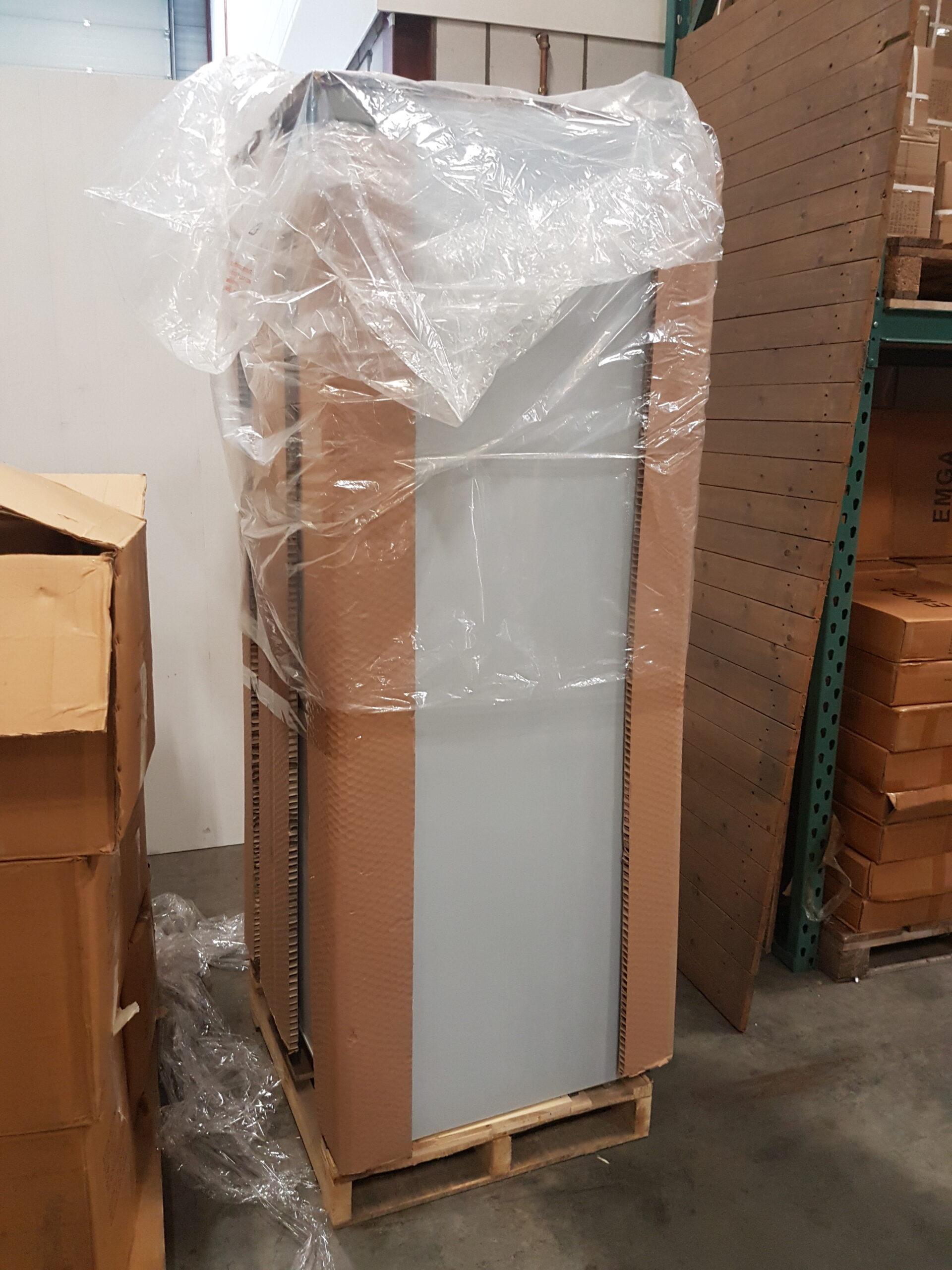 CoolHead vrieskast 600 ltr. nieuw in de doos