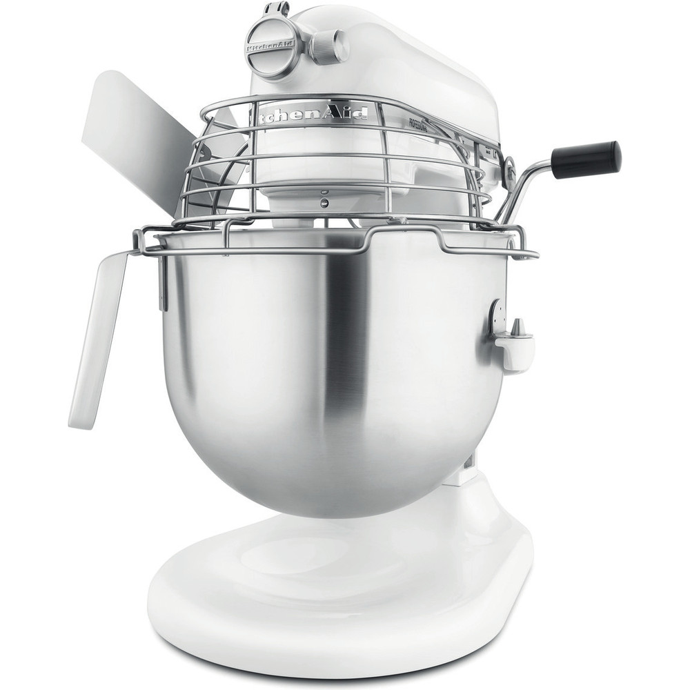 KitchenAid 6,9 L PROFESSIONAL MIXER-KEUKENROBOT 5KSM7990X SILVER