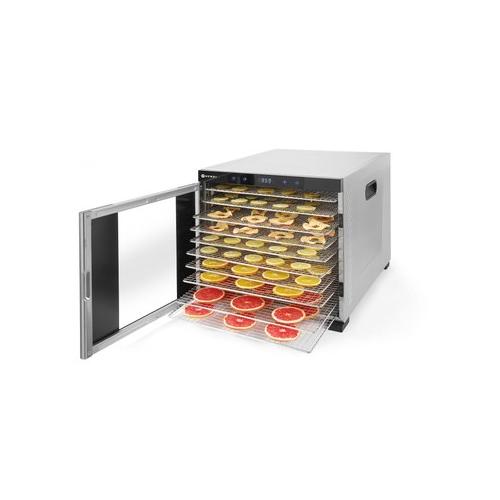Hendi Voedseldroger Profi Line 10 trays