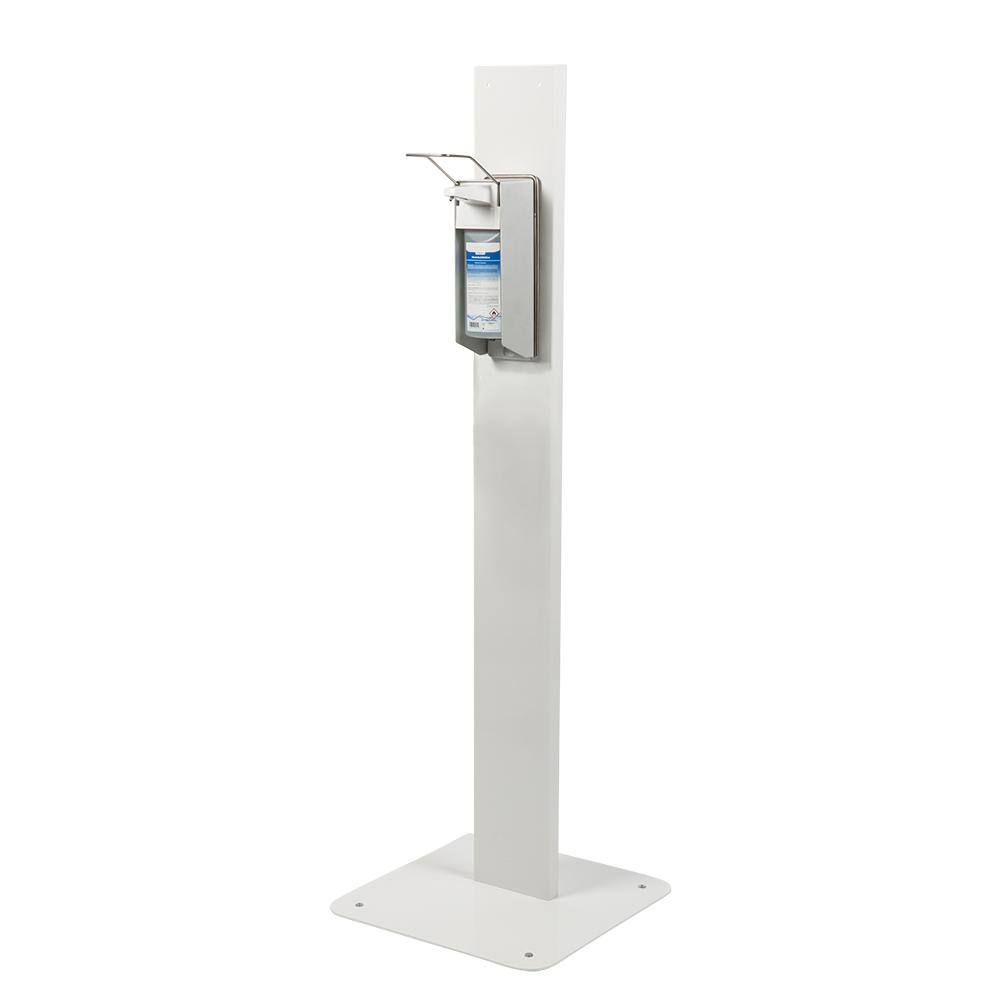 Desinfectiemiddelen dispenser vloermodel standaard juan