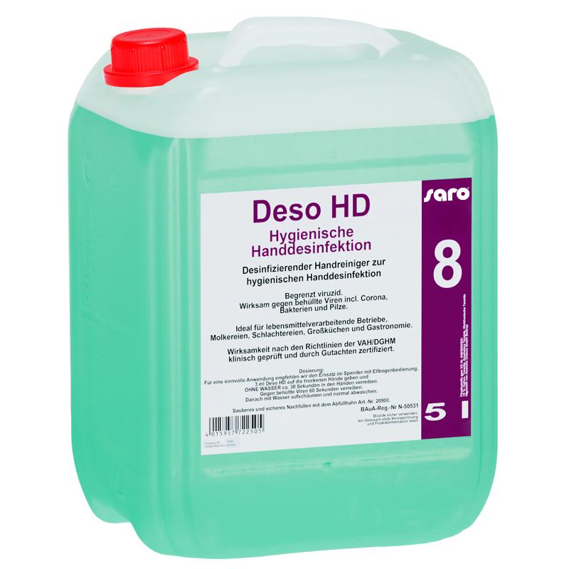 Antibacteriële handreiniger 5 liter