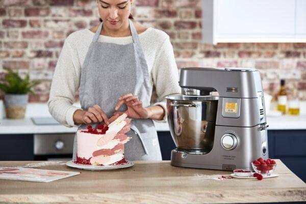 Kenwood KWL90.004SI chef patissier taart - Martijn van Roon