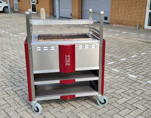 Kopa robata grill Martijn van Roon